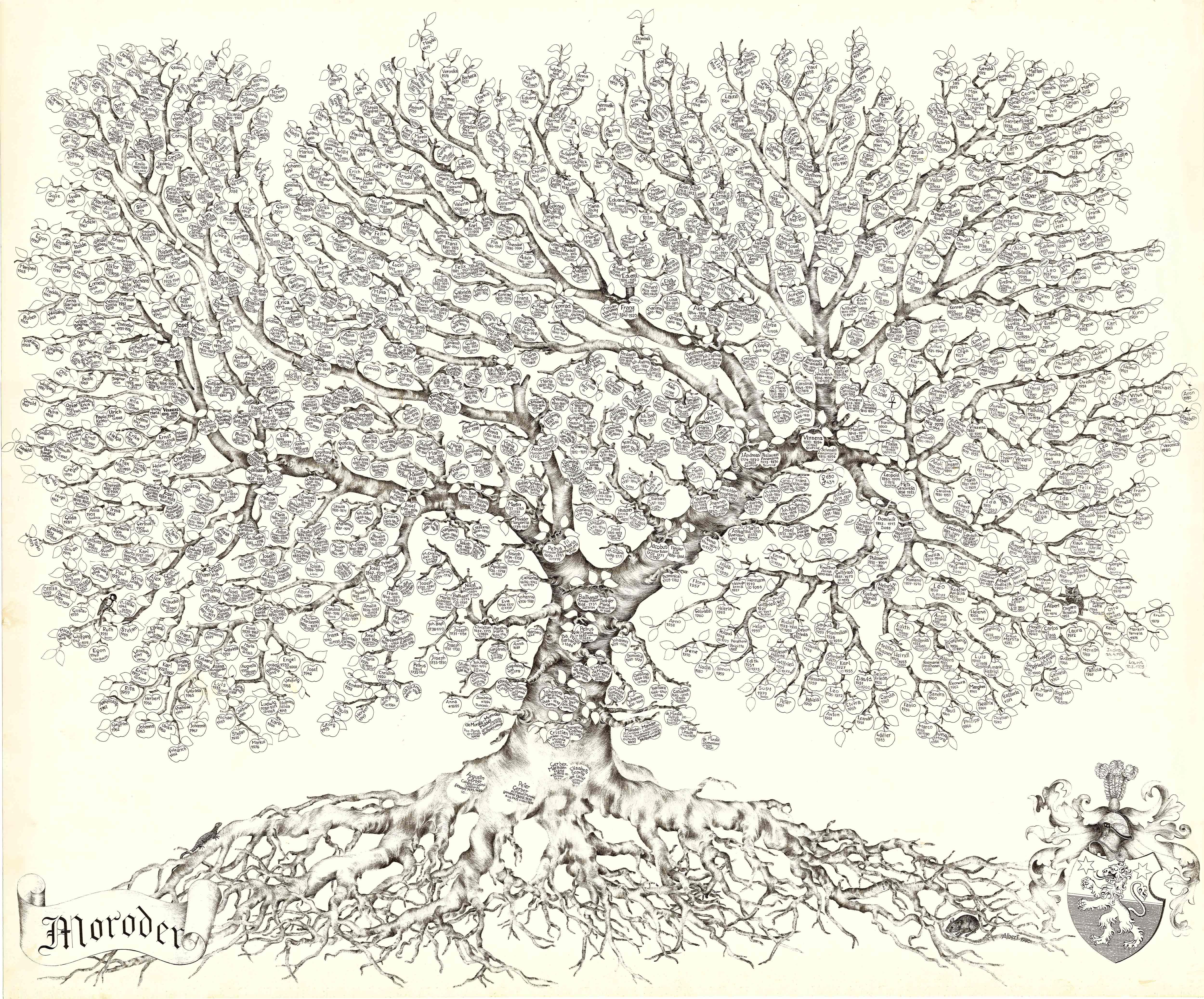 pics of family tree